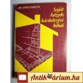 Eladó Saját Házak Kivitelezési Hibái (Dr. Szögi Ferenc) 1982 (6kép+tartalom)