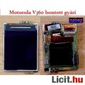 Eladó Bontott LCD kijelző: Motorola V360