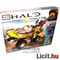 207 elemes Halo Mega Bloks szett - Flame Warthog építhető jármű és 2db mozgatható Spartan minifigura