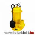 Eladó Öntvény darálós szennyvíz szivattyú 3100W (KD761)