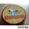 Eladó Fém Snoopy CD DVD tartó - Vadonatúj!