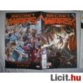 Eladó Secret Wars/Titkos háború Marvel képregény 1A. száma eladó!