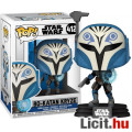 Eladó 10cmes Funko POP 412 Star Wars Bo-Katan Kryze Mandalorian figura - nagyfejű Csillagok Háborúja Clone