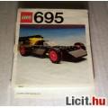 Eladó LEGO Leírás 695 (1976) (98343) 3képpel :)
