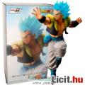 Eladó 16-18cm Dragon Ball Super / Dragonball Z figura - Gogeta Goku / Vegeta fúzió kék hajjal - Ichibansho