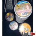 Eladó Újraírható, törölhető használt DVD-RW, DVD+RW