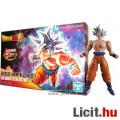 Eladó 16cm-es Dragon Ball Z figura - Son Goku / Songoku Ultra Instinct  figura építő modell szett - új ezü