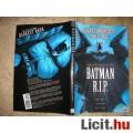 Eladó Batman: R.I.P. HC deluxe edition képregénykötet eladó!