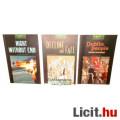 Eladó xx Használt könyv - 3db angol regény Night Without End, Decline and Fall, Dubline People - régi regé