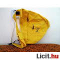 Eladó Sárga hátizsák, Fekete plüss női táska