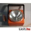 Eladó Retro Lámpa Elemes kb.1980 (talán NDK) Narancs (5képpel)