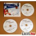 Eladó Csilingelő Aranydoboz Karácsonyi 3CD-s 2006 (jogtiszta) Szerzői Kiadás