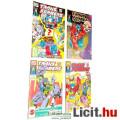 Eladó Magyar képregény - Trans Former / Transformers 21, 22, 23, 24. szám teljes szett - magyar nyelvű Sem