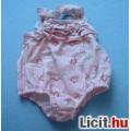 Mini club újszerű csajos rózsaszín fürdőruha 3-6 hónapos uvf 40