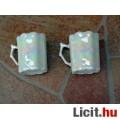 Gyöngyházkagyló bevonatos mini bögrék
