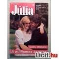 Júlia 444. A Milliomos Kertész (Cathy Williams) 2009 (Romantikus)