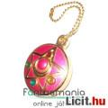 Eladó Sailor Moon / Holdtündér medál - 3cmes Kristály Csillag fügő fém Anime ékszer kulcstartó lánccal - C