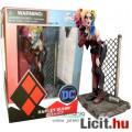 Eladó 18-20cm-es DC Comics PVC Gallery - Harley Quinn Deceased szobor figura - Batman / Suicide Squad / Ön