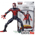 Eladó 16cm-es Marvel Legends - Miles Morales Pókember Venom figura extra-mozgató végtagokkal - BAF nélkül,