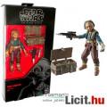 Eladó Star Wars figura 16-18cm-es Black Series Maz Kanata ládával és Luke kard maroklattal - sok ponton mo