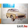 Retroautók 52.szám Syrena 105 (Autó nélkül) 4kép:) DeAgostini