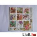 Eladó szalvéta - apró virágképek