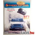 Eladó Szuperverdák 10.szám Mercedes ML (Autó nélkül) 4kép+Tartalom :)