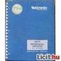 Tektronix 5A21N oszcilloszkóp fiók műszerkönyv
