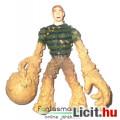 Eladó 14cm-es Marvel figura - Pókember mozi Homokember / Sandman figura mozgatható végtagokkal és golyó ké