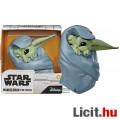 Eladó 5-6cm-es Star Wars Baby Yoda figura - The Child in Blanket bebugyolált bociszemű megjelenés - The Ma