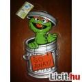 Sesame Street Kukaszörny falidísz - 32 cm - Vadonatúj!
