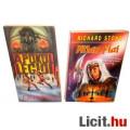 Eladó xx Használt könyv - 2db fantasy - Richard Stone Atlan Fiai, A Pokol Légiói - régi regény