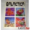 Eladó Galaktika 1988/1 (88.szám) (4db állapot képpel :) SciFi Magazin