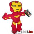 Eladó Marvel Bosszúállók 35cm-es plüss - Vasemberke / Vasember plüss játék figura - Új Iron-Man Avengers c