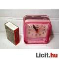 Ébresztő Óra (Ver.1) Sunny Rózsaszín Működik (3db állapot képpel :)