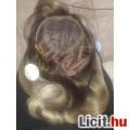 Új gyönyörű paróka, igazi haj hatású! NÉZD! Akció %%