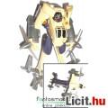 Transformers figura - 6-8cmes Legends Dustrstorm Repülő-Robot figura átalakítható robot figura, sérü