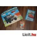 Eladó Disney Cars Verdák puzzle + fotóalbum + Ben 10 kártya
