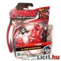 Eladó mini Bosszúállók figura - 6cmes Thor figura robot ellenség kiegészítővel - Avengers Age of Ultron sz