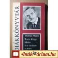 Eladó Tonio Kröger/Mario a Varázsló (Thomas Mann) 1981 (Kisregények)
