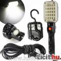 Eladó Marpol 25 LED-es műhely lámpa