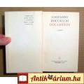Dekameron I-II. (Giovanni Boccaccio) 1968 (8kép+tartalom)