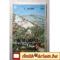 Eladó A Budai-hegység Turistatérképe (1988)