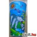 Eladó Mintaváltó 3D elefántos műanyag pohár - Vadonatúj!
