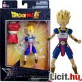 Eladó 16cm-es Dragon Ball figura - Super Saiyan Cabba figura mozgatható végtagokkal - Bandai Dragonball Su