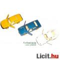 Eladó Régi / Retró 3db Made in Hong Kong fém játék autó szett - Matchboméretű Porsche 911 - használt, csom