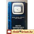 Eladó Amatőr Tranzisztoros TV-Vevők (1970) Elektronika