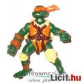 Eladó Tini Ninja játék figura - Anime Michelangelo Paleo Páncélos Nindzsa Teknőc / Teknős figura mozgathat