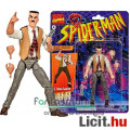 Eladó 16cm-es Marvel Legends figura Animated Spider-Man - J Jonah Jamison Pókember figura extra mozgatható
