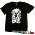 Eladó Dragonball póló - Training to go Super Saiyan - Dragon Ball póló Songoku mintával - felnőtt L, vagy